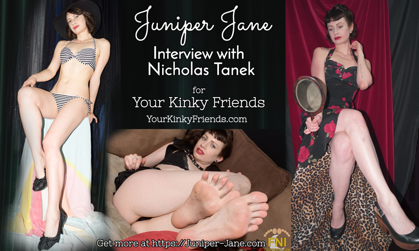 JUNIPER JANE INTERVIEW WITH YOUR KINKY FRIENDS