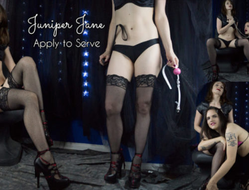 Apply to Serve Deity Juniper Jane