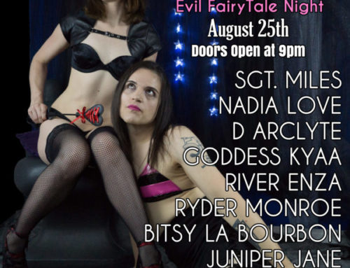 Club Heathen: Evil Fairytale Night | Aug. 25th