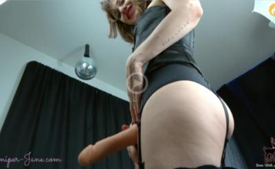 Femdom Goddess Juniper Jane makes you Bi for her cock